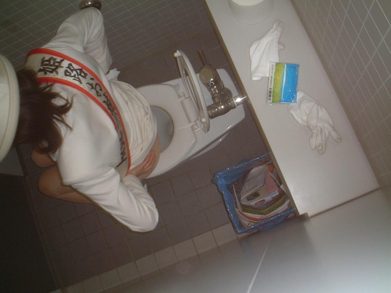 中国産トイレ盗撮