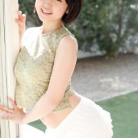美尻なショートの童顔美少女のおまんこ周りにいっぱいかける 篠田ゆう