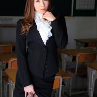 慟哭の女教師 前編 〜だらしなく砕け散るプライド〜 【大橋未久】
