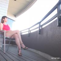 パイパンレーベル〜競泳水着でM字開脚する美少女〜PAI.1【ミサ】