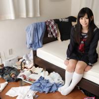 放課後美少女ファイル No.8~無垢な乙女の敏感ボディ~ – 椎名みゆ