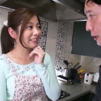 料理教室にハマった若妻~先生のウインナー、美味しいです!~ – 橘ゆうな【オナニー フェラ フェラ抜き】