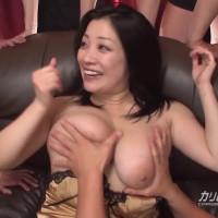 ボインッスル ~女王みなこの男祭ショー~ – 小向美奈子【痴女・巨乳・乱交】