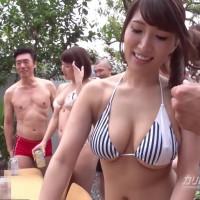 サマーガールズ2016 – 西条沙羅【乱交・水着・パイパン】