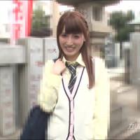 先生、お久しぶりです! ~懐かしの教室でエッチしよッ~ – 愛沢かりん【野外露出・スレンダー・制服】