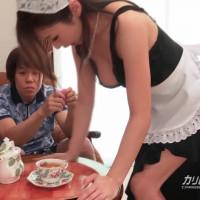 人妻メイドまにあ ~私の性感を開発してください~ – 篠田あゆみ【パイズリ・巨乳・メイド】