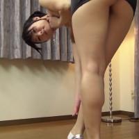 縦型動画 025 ~縦揺れ足腰ガックガク~ – 咲田凛【パイパン・美乳・美尻】