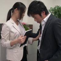 美人秘書の憂鬱 – 丘咲エミリ【美乳・スレンダー・OL】