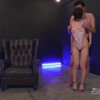 性欲処理マゾマスク ~顔出しNGなのに~ – 性欲処理マゾマスク 02号【潮吹き・巨乳・ボンテージ】