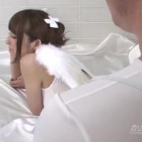 救性天使るな~地上に舞い降りた美乳天使~ - 羽川るな【巨乳・ザーメン・痴女】